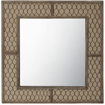 Lazy Susan 594036 Brown Mirror