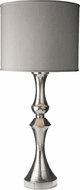 Lazy Susan 665005 Royal German Silver Table Top Lamp