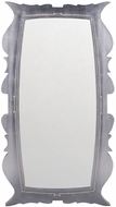 Lazy Susan 7011-146 Annie Silver Leaf Wall Mounted Mirror