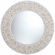 Lazy Susan 7163-047 Abra Alba Natural Wall Mirror