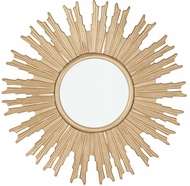 Lazy Susan 8990-041 RSVP Contemporary Gold Mirror