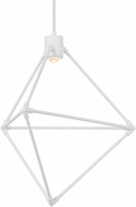 LBL CH946WHLEDWD Candora Modern White LED Mini Lighting Chandelier