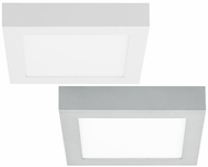 LBL FM927OY Tenur Modern LED 9  Flush Mount Lighting