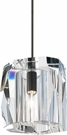 LBL HS781CR Lexum Xenon Low Voltage Mini Ceiling Light Pendant