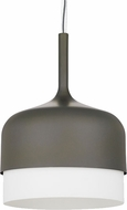 LBL LP773OPGY Mezzo Grande Modern Gray Line Voltage Drop Lighting