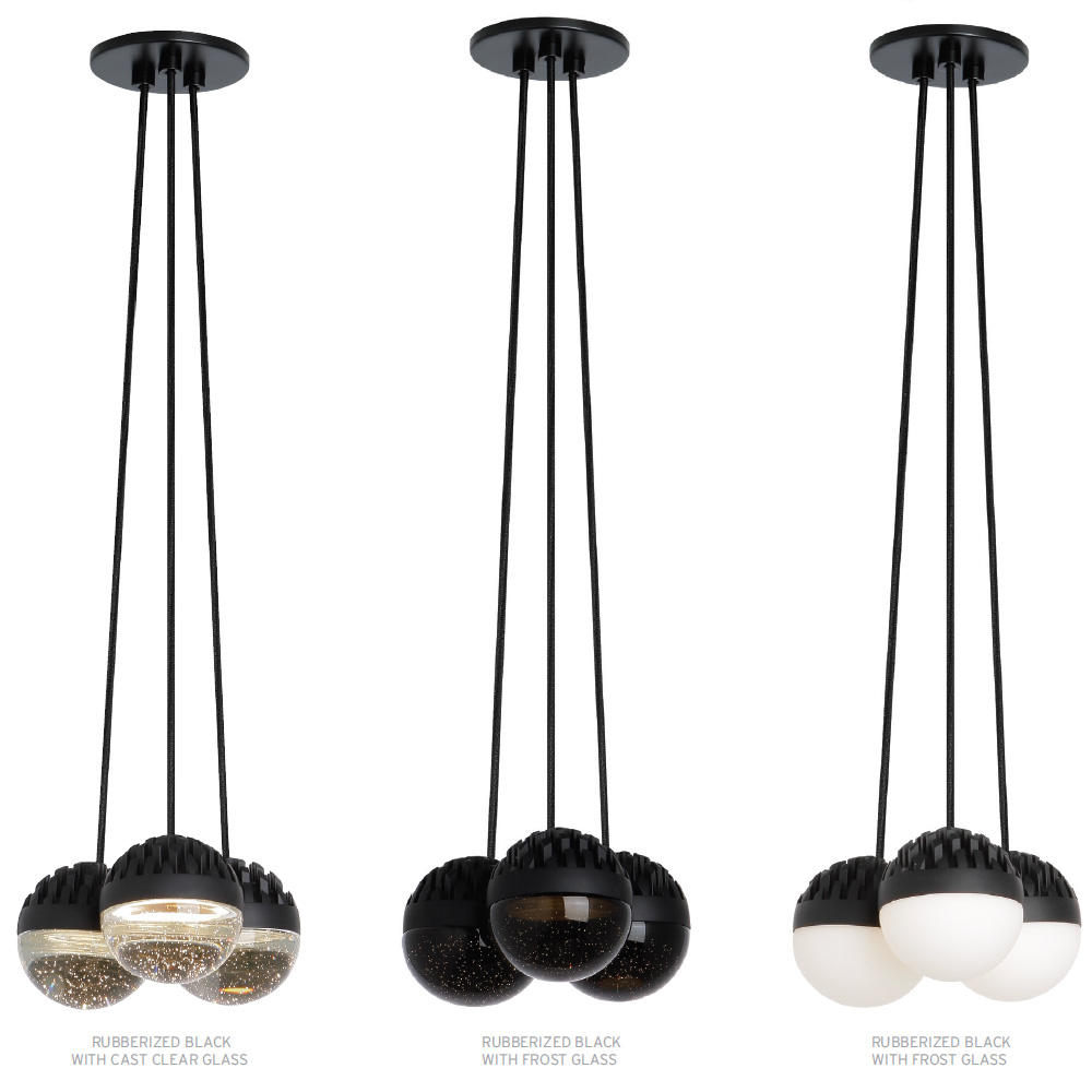 lbl lp84903 sphere 3light led multi hanging light fixture loading zoom