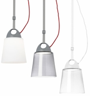 LBL LP942 Karif Contemporary LED Line Voltage Mini Ceiling Light Pendant