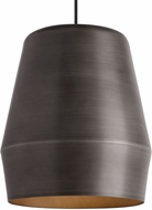 LBL LP954FGLED830 Allea Modern Fossil Gray LED Hanging Lamp