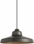 LBL LP955FGLED830 Zevo Contemporary Fossil Gray LED Pendant Lighting Fixture