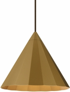 LBL LP962GDLED830 Astora Contemporary Gold LED Drop Ceiling Lighting