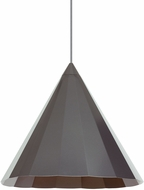 LBL LP963GMLED830 Astora Contemporary Gunmetal LED Drop Lighting Fixture