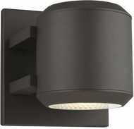 LBL OD1060BZLED930W Aspenti Contemporary Bronze LED Outdoor Wall Sconce