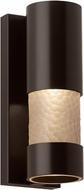 LBL OD788SMBZ Moon Dance Modern Bronze Outdoor Lamp Sconce