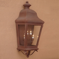 Lighting Innovations 1231 Traditional Exterior 14 Wide x 32 Tall Lamp Sconce