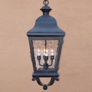 Lighting Innovations 1263 Traditional Exterior 18  Wide x 44  Tall Drop Lighting Fixture
