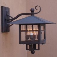 Lighting Innovations 3204 Outdoor 14  Wide x 16  Tall Wall Lighting Fixture
