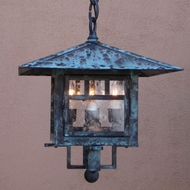Lighting Innovations 3503 Exterior 12  Wide x 12.5  Tall Hanging Light