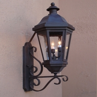 Lighting Innovations BB1425 Traditional Outdoor 18 Wide x 41 Tall Wall Sconce Light