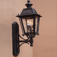 Lighting Innovations BB9314 Outdoor 14 Wide x 37 Tall Lighting Wall Sconce