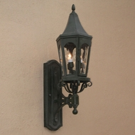 Lighting Innovations BC8042 Outdoor 10 Wide x 33.9 Tall Lighting Sconce