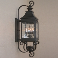 Lighting Innovations BP1100 Outdoor 5.6 Wide x 21.5 Tall Wall Sconce