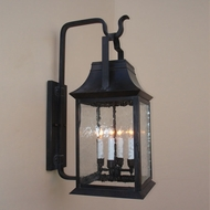 Lighting Innovations BP9442 Outdoor 7.5 Wide x 19.8 Tall Wall Mounted Lamp