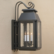 Lighting Innovations BP9604 Outdoor 11 Wide x 29.3 Tall Wall Mounted Lamp
