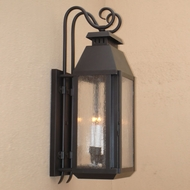 Lighting Innovations BP9614 Outdoor 11 Wide x 28.6 Tall Wall Sconce Light