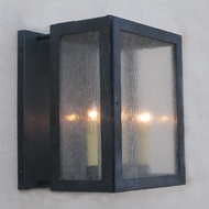 Lighting Innovations BPS1307 Exterior 6  Wide x 9.3  Tall Lamp Sconce