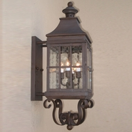 Lighting Innovations BPS2007 Exterior 7.9  Wide x 24  Tall Lighting Sconce
