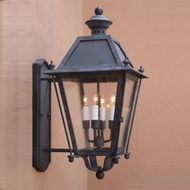 Lighting Innovations BPS9323 Exterior 12 Wide x 24.1 Tall Wall Sconce Light