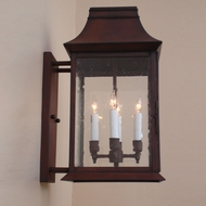 Lighting Innovations BPS9454 Outdoor 10 Wide x 18.4 Tall Sconce Lighting