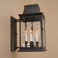 Lighting Innovations BPS9523 Outdoor 12.1 Wide x 20.3 Tall Wall Sconce