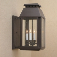 Lighting Innovations BPS9672 Exterior 9  Wide x 19.8  Tall Wall Lighting Sconce