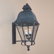 Lighting Innovations BPS9721 Outdoor 9.6 Wide x 19.8 Tall Lamp Sconce