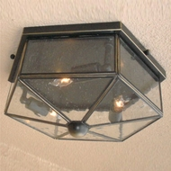 Lighting Innovations C2703 Outdoor 15 Wide x 5 Tall Ceiling Lighting