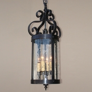 Lighting Innovations H10071 Exterior 10.5  Wide x 22.5  Tall Hanging Light