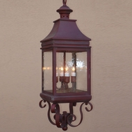 Lighting Innovations H1129 Exterior 10  Wide x 32.8  Tall Hanging Lamp