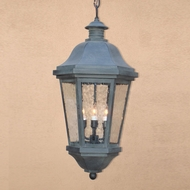 Lighting Innovations H1445 Traditional Outdoor 18  Wide x 35  Tall Hanging Lamp