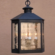 Lighting Innovations H1941 Outdoor 8.3 Wide x 11.6 Tall Ceiling Light Pendant