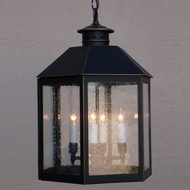 Lighting Innovations H1954 Exterior 16 Wide x 22 Tall Pendant Lamp
