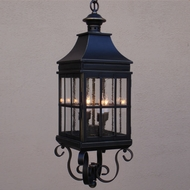 Lighting Innovations H2030 Outdoor 5.6 Wide x 18.8 Tall Hanging Lamp