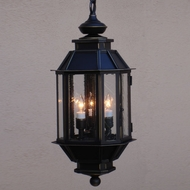 Lighting Innovations H2168 Exterior 14 Wide x 31.4 Tall Pendant Lamp