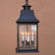 Lighting Innovations H2431 Exterior 6  Wide x 14.3  Tall Hanging Light Fixture
