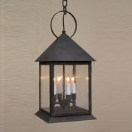 Lighting Innovations H2533 Exterior 8  Wide x 18.5  Tall Pendant Light