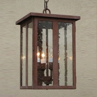 Lighting Innovations H4183 Outdoor 11  Wide x 14.8  Tall Pendant Hanging Light