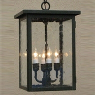 Lighting Innovations H4742 Exterior 9  Wide x 12.8  Tall Hanging Light Fixture