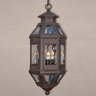 Lighting Innovations H9072 Exterior 9  Wide x 22  Tall Hanging Lamp