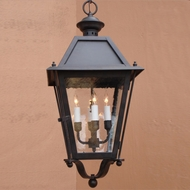 Lighting Innovations H9342 Outdoor 10  Wide x 20.3  Tall Lighting Pendant