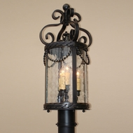 Lighting Innovations P11096 Exterior 25 Wide x 48.3 Tall Post Lamp